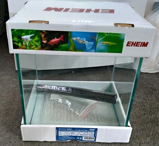 エーハイム アクアコンパクト用ガラス水槽